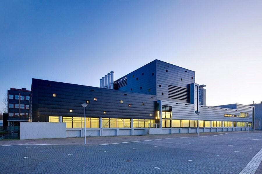 Вентиляция для промышеленных зданий под ключ фото